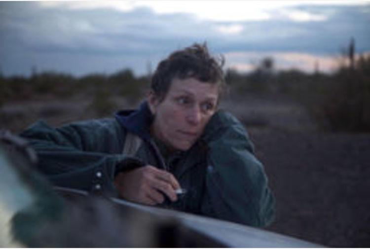 Nomadland miglior film per la critica Usa