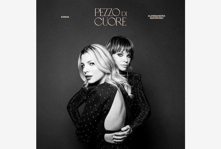 Emma e Alessandra Amoroso inzieme nell'inedito 'Pezzo di cuore'