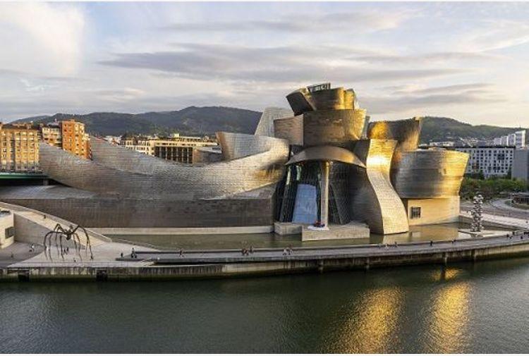 Pandemia e musei, al Guggenheim di Bilbao visitatori 30% baschi