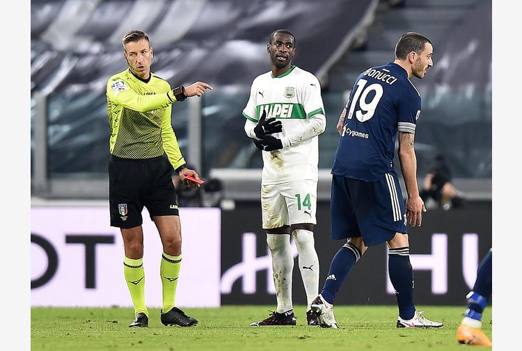 Sette squalificati in Serie A, tutti per un turno