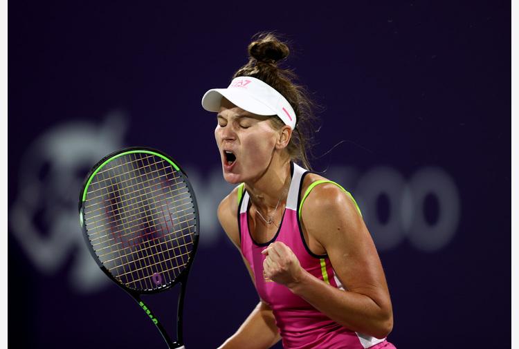 WTA Abu Dhabi: Kudermetova fermerà Sabalenka? Finale in tv
