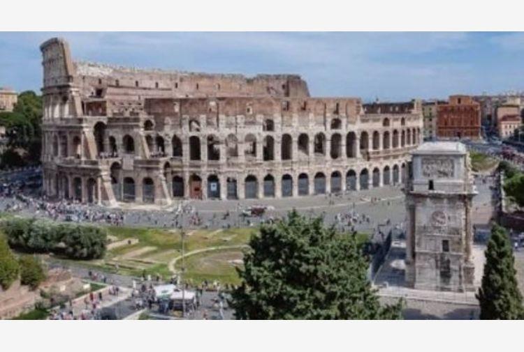 Colosseo in rosso, 'Nel 2020 perdite per 51 milioni di euro'