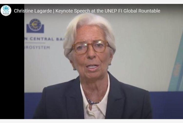 Lagarde: alcune incertezze diradate, 2021 parte su base più positiva