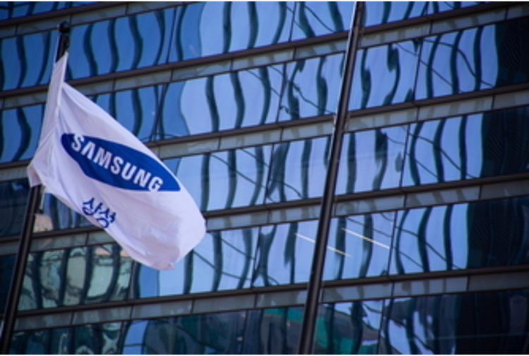 Samsung, processore Exynos con modem 5G integrato