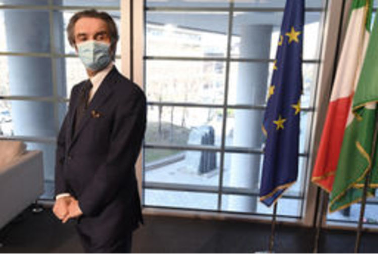 Fontana, Lombardia prima per vaccinazioni giornaliere