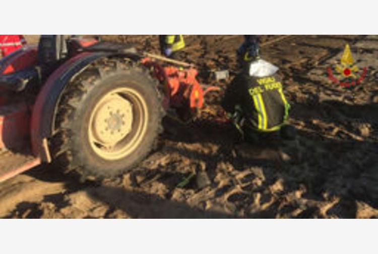 Incidenti sul lavoro: muore agricoltore nel Casertano