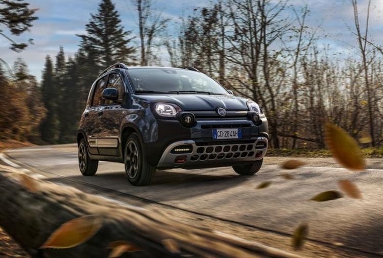 Fiat Panda Cross: miglior crossover dell'anno