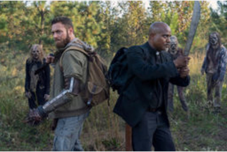 Tv: 10/a stagione The Walking Dead, i nuovi episodi a marzo