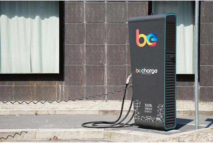 Recovery, da Be Charge sostegno a Motus-E per la mobilita' sostenibile