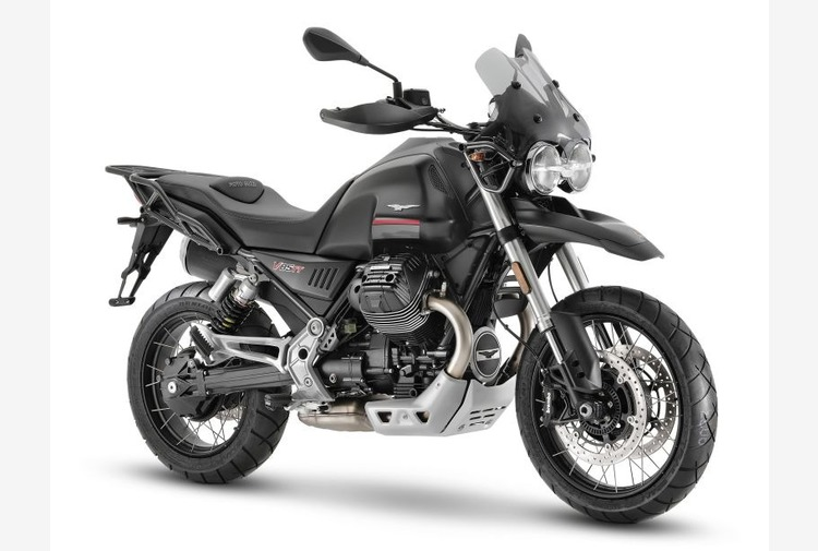 Moto Guzzi svela le novita' 2021 per la gamma V85
