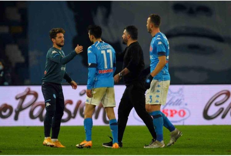 Coppa Italia: Gattuso 'Abbiamo sofferto, ma grande prestazione'