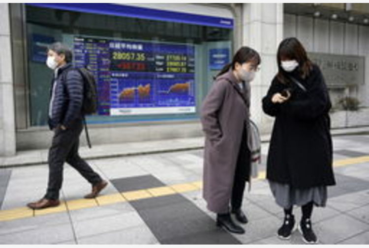 Borsa: Tokyo, apertura poco mossa (-0,15%)