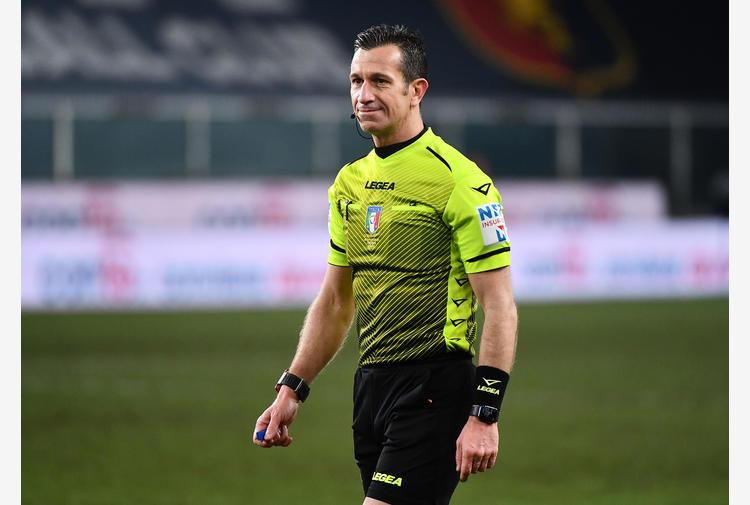 Doveri arbitra Inter-Juve, Orsato per Lazio-Roma