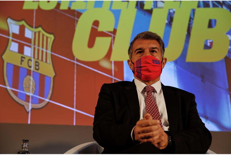 Calcio: Laporta, Font e Freixa candidati a presidenza Barça