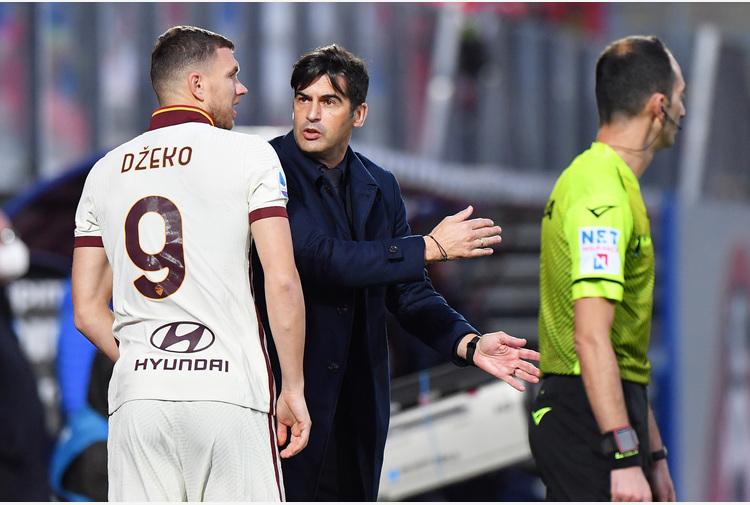Calcio: Fonseca 'Gli stadi vuoti sono la cosa peggiore'