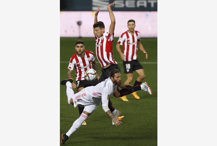 Supercoppa Spagna:impresa Bilbao,batte e elimina Real Madrid