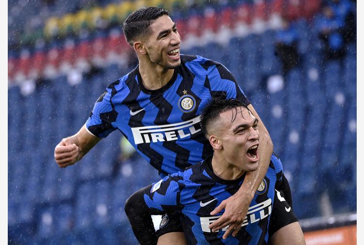 Calcio: Lautaro, penso solo a lavorare per vincere con Inter