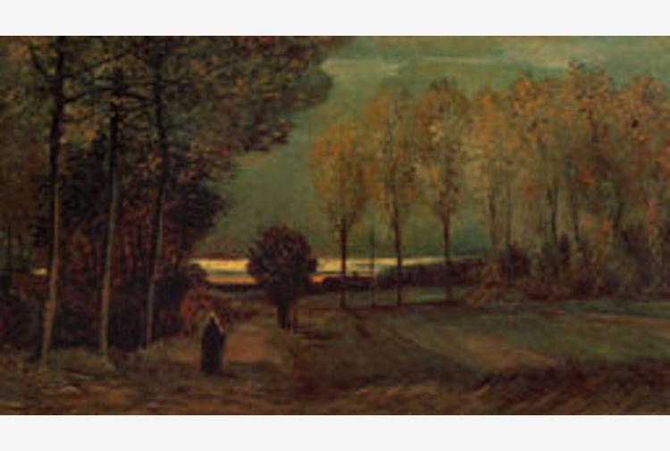 Van Gogh, sei quadri e sei storie per raccontarlo online