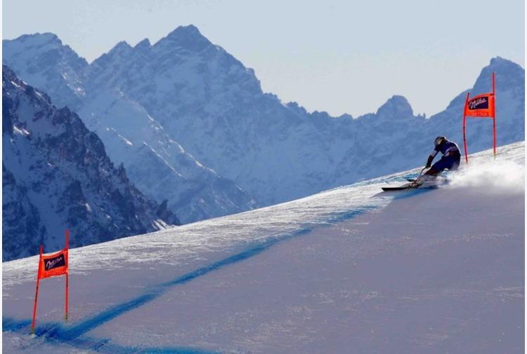 Cortina 2021, scatta il piano B: pubblico Mondiale sci sarà virtuale