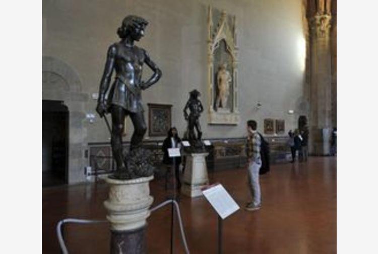Bargello primo statale a riaprire a Firenze