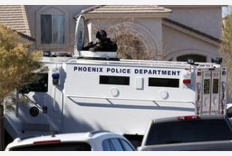 Usa: sparatoria stamattina a Phoenix, diversi feriti