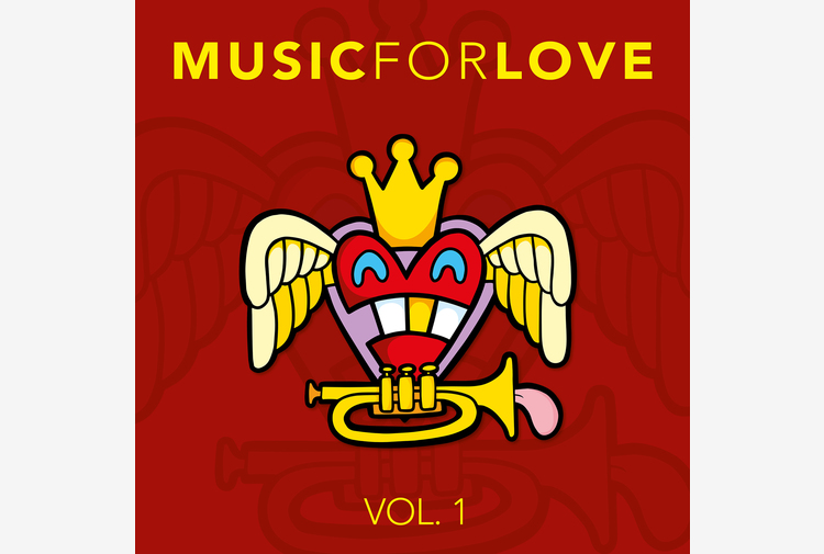 Music for Love VOL.1, progetto solidale con fratelli Marley
