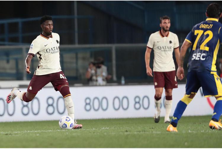 Coppa Italia: Roma; forfait di Diawara, torna Santon