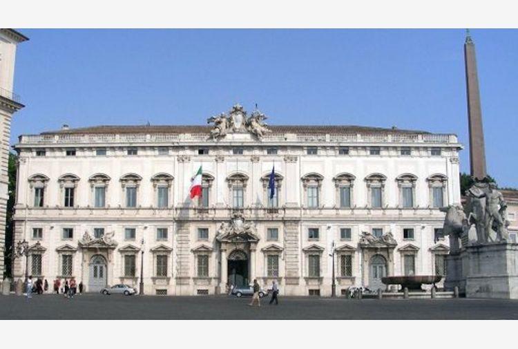 Domani pomeriggio i leader del centrodestra da Mattarella