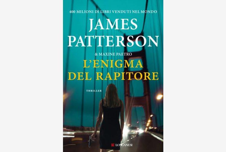 James Patterson autore più venduto al mondo ultimo decennio