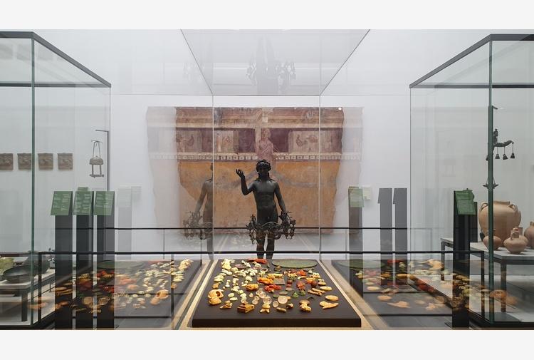 Dagli ori ai calchi, a Pompei riapre l'Antiquarium