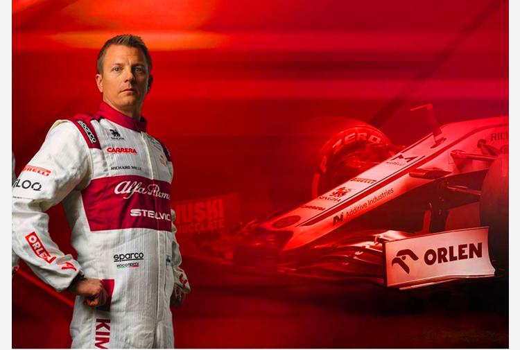 F1: nuova Alfa Romeo sarà svelata a Varsavia il 22 febbraio