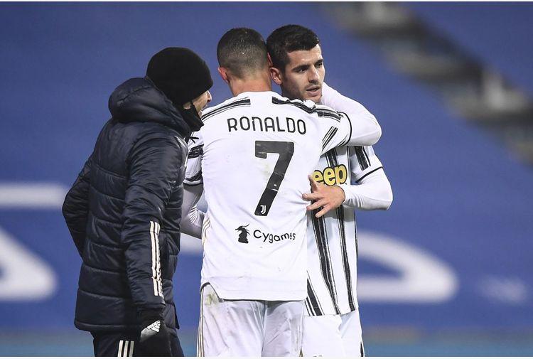 Supercoppa alla Juventus, Ronaldo-Morata piegano il Napoli