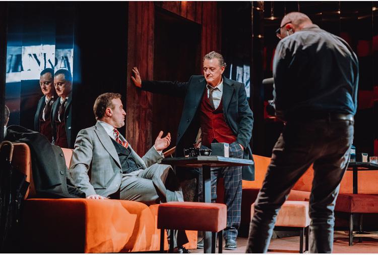Welles, Bernhard e Fellini per il week end di teatro (on line)