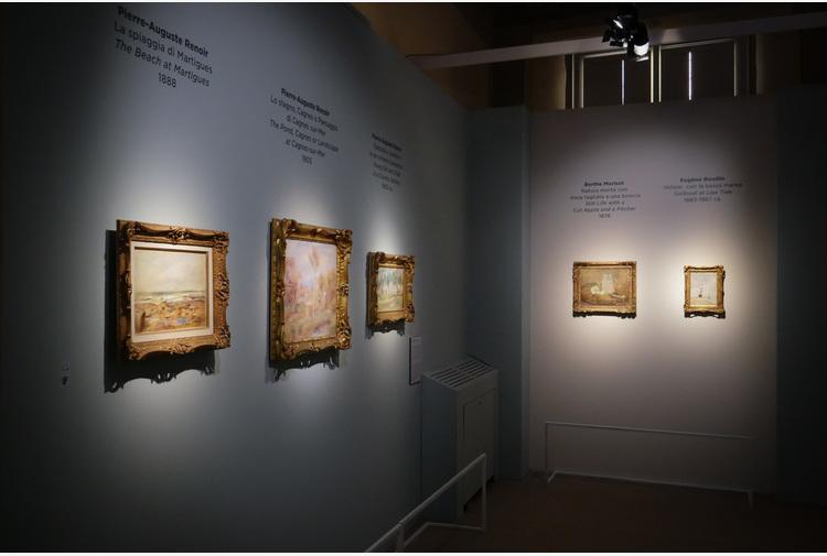 Mostre: visite guidate online a 'Monet e gli Impressionisti'