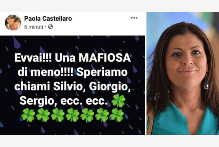 Esultò su Facebook dopo morte Santelli, prof indagata