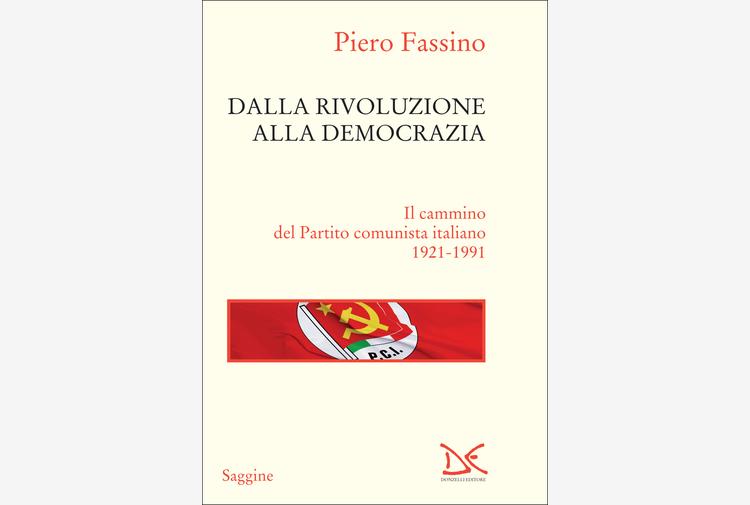 ANSA/ Libro del Giorno: Fassino racconta la storia del Pci