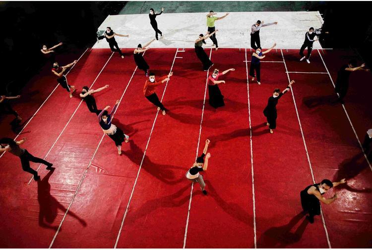 Pandora, la danza torna live al Costanzi
