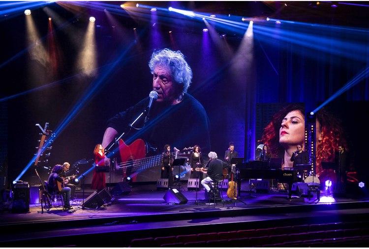 Eugenio Bennato unirà Europa, Africa, Sudamerica in streaming