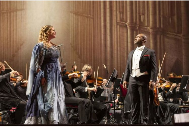 Opera Roma, in streaming i Puritani in forma di concerto