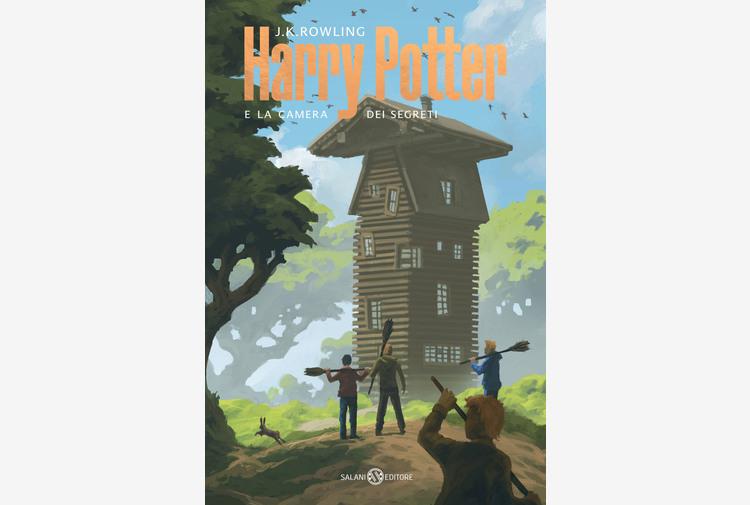 Harry Potter torna con una nuova veste grafica