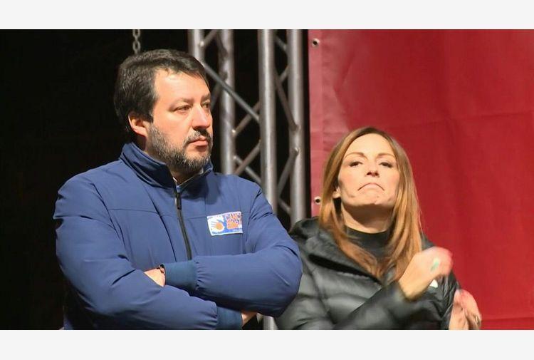 Governo, Salvini: basta giochini di palazzo, parola al popolo