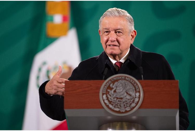 Covid: Messico, positivo il presidente López Obrador