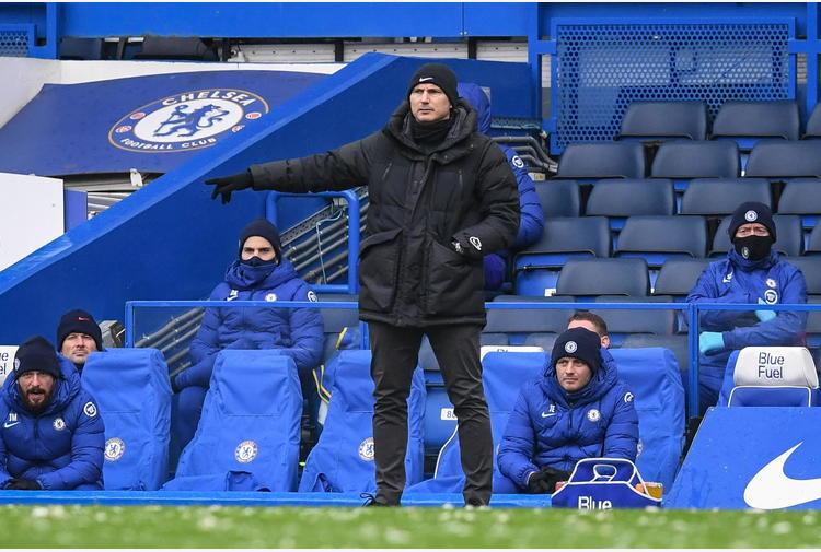 Crisi Chelsea, Lampard è a un passo dall'esonero