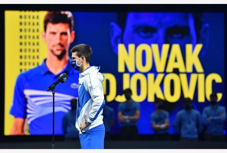Classifica ATP: Djokovic vicino al record di Federer, Berrettini 10°