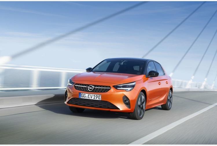 Opel, divertimento a emissioni zero da Corsa-e a Zafira-e Life