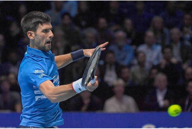 Djokovic mette Federer nel mirino, Berrettini ancora top 10