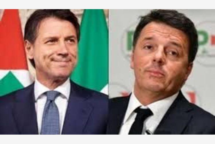 Conte e Renzi si studiano, partiti in manovra in attesa Mattarella
