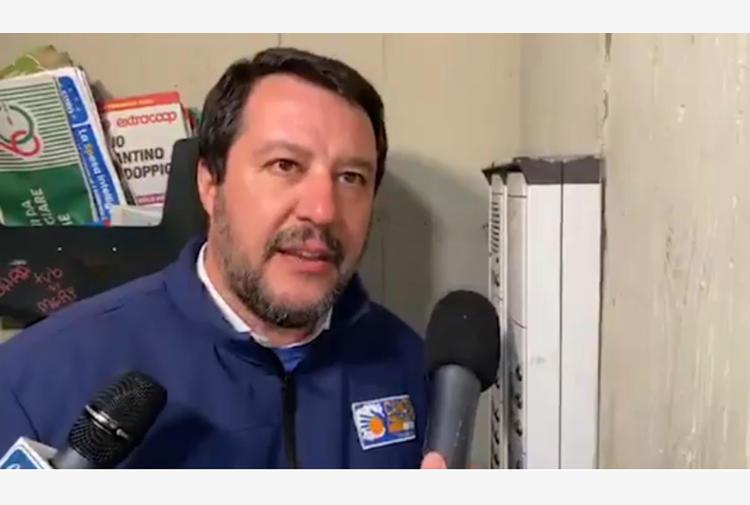 Droga: arrestati genitori ragazzo 'citofonata' Salvini
