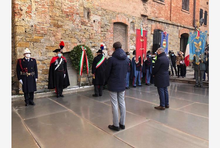 Giorno Memoria: cerimonia alla Risiera di San Sabba