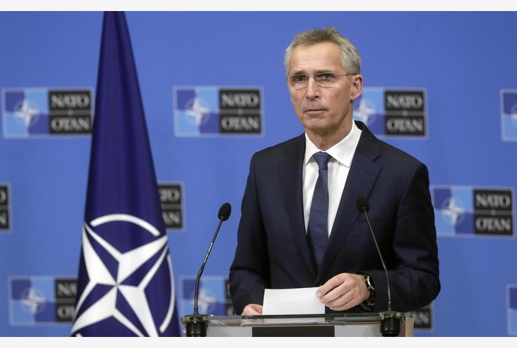 Nato: Stoltenberg a Biden,Usa-Europa insieme preservano pace
